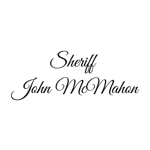 Sheriff John McMahon